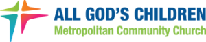 All God's Children MCC logo