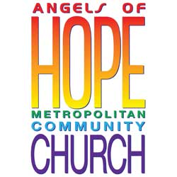 Angels of Hope MCC logo