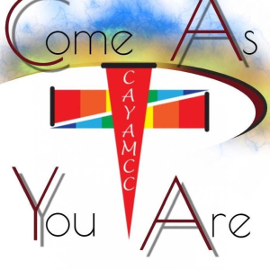 Come As You Are MCC logo
