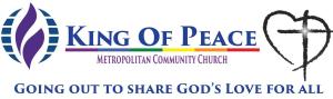 King of Peace MCC logo