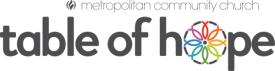Table of Hope MCC logo