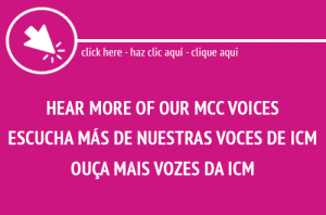 Click here to hear more of our MCC voices