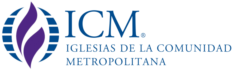 ICM logo in Spanish