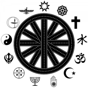 symbols for various religions and faiths