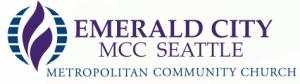 Emerald City MCC Seattle logo