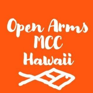 Open Arms MCC Hawaii logo
