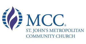 Saint John's MCC logo