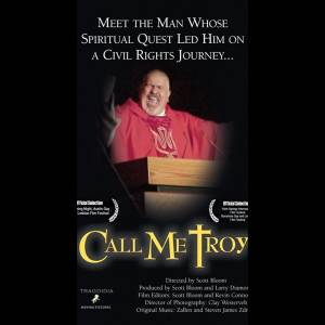 Call Me Troy documentary poster