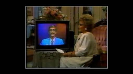 Watch the Steve Pieters and Tammy Faye Bakker interview
