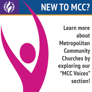 Click here to learn about MCC church and our unique voices